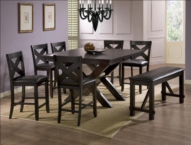 1000 Images About Dining Counterbar Height On Pinterest