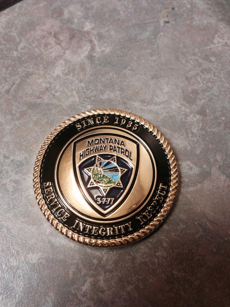 Montana Highway Patrol State Police/Highway Patrol