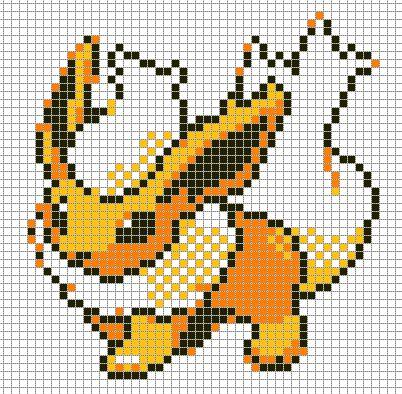 Les 25 Meilleures Ides De La Catgorie Pixel Art Pokemon Sur Pinterest Couverture Pokemon