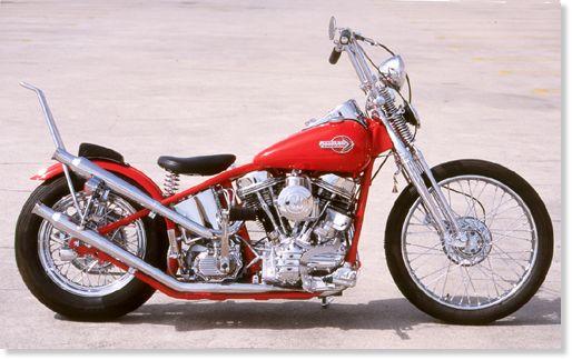 Dragons Riding Bike Harley Davidson