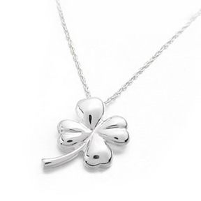 Tiffany Outlet Clover Necklace