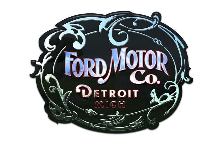 Vintage Ford Logos Old Ford Logo Old F.E.L.M