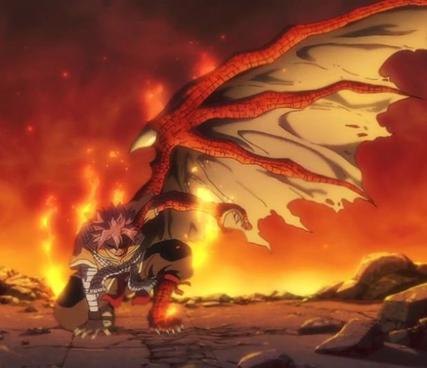 Fairy Tail Dragon Cry Update