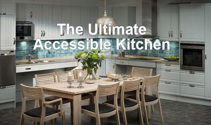 26 Best Images About Universal Design Kitchens On