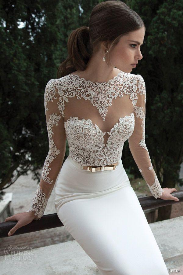 BERTA   Wedding Dresses 2014