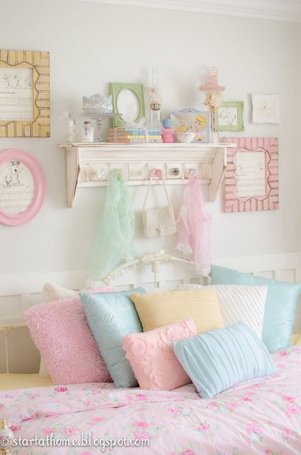 Pretty Pastel Bedroom Plus Point Of Singledom I Can Have The Iest Ever