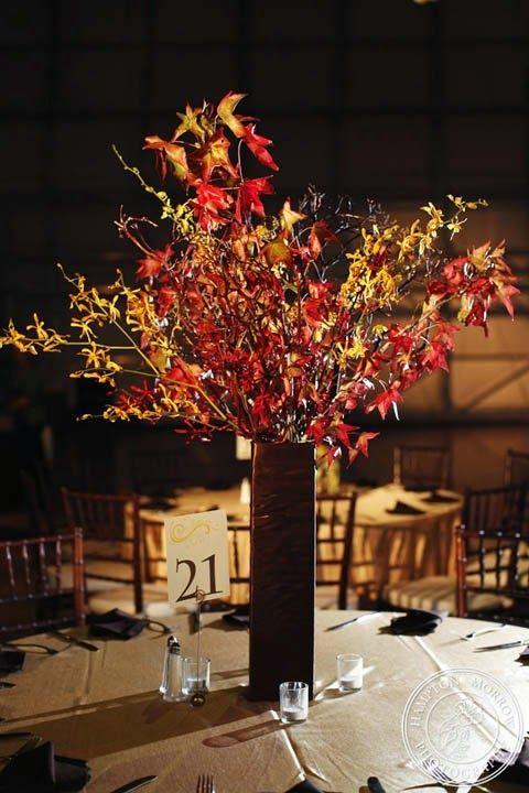 Autumn Leaves Weddings