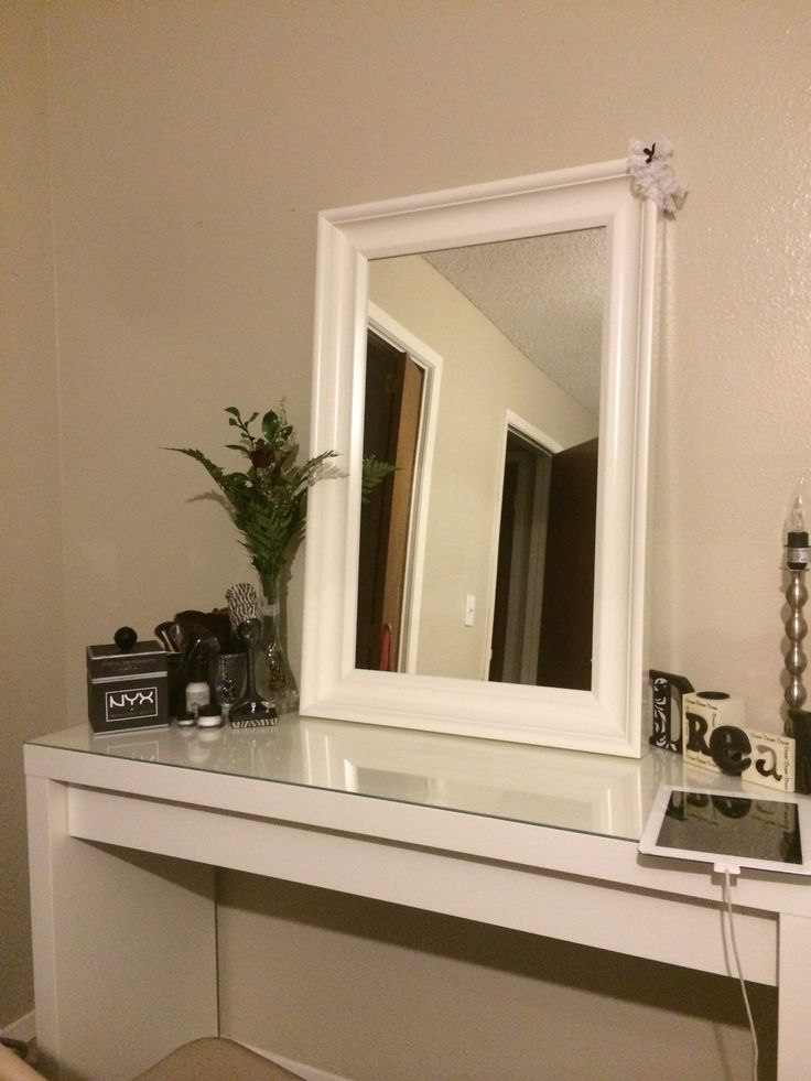 Finally Purchased The Malm Dressing Table From Ikea After