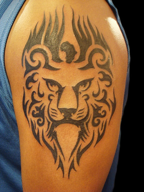 Lion Tattoos For Men Arm Tattoos Pinterest Lion