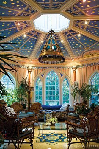 New England Home Interior Design