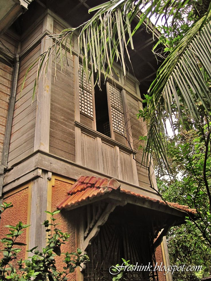 Old Philippine House Filipino Landscape Amp Traditional