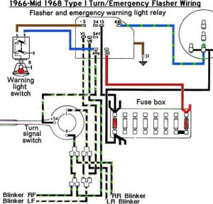 6 pin flasher relay wiring diagram  Google Search