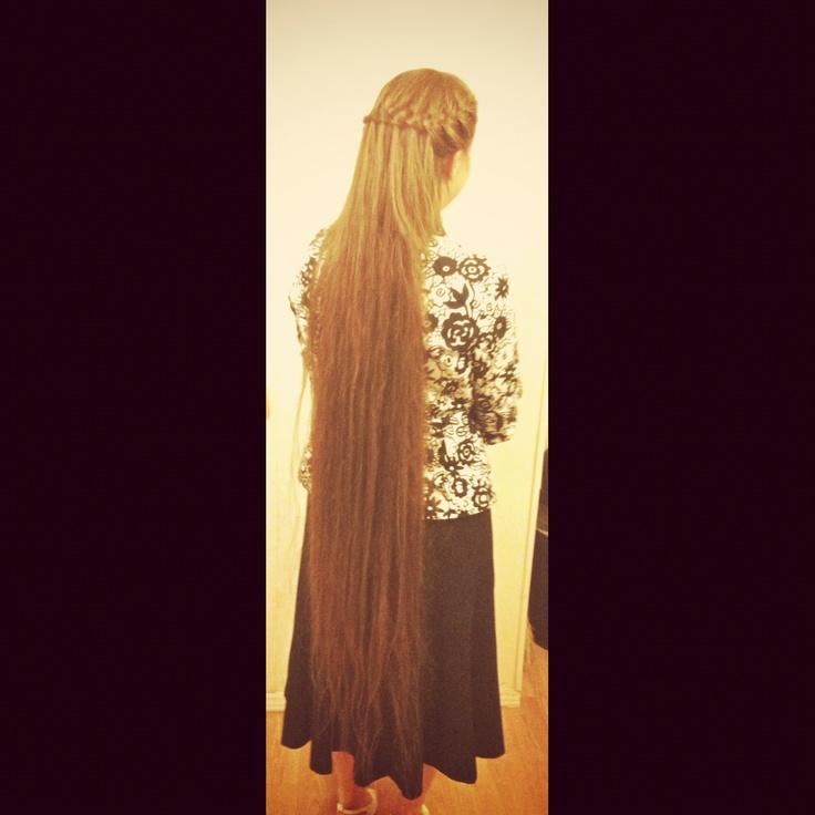 Apostolic Hair Classic Length Hair Pinterest To Be
