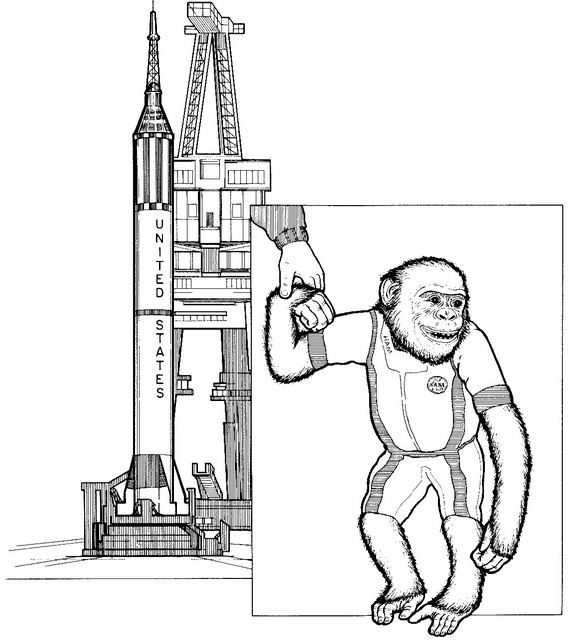space travel history and coloring pages on pinterest