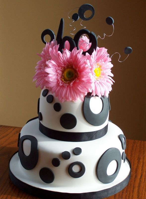 Unique Birthday Cakes For Women 60th Birthday Cakes And