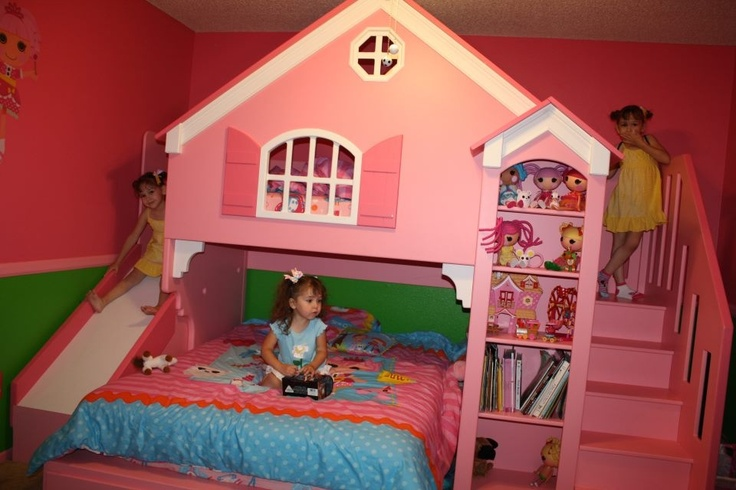 Lifesized Lalaloopsy Bed Dollhouse Dolls For Hannah