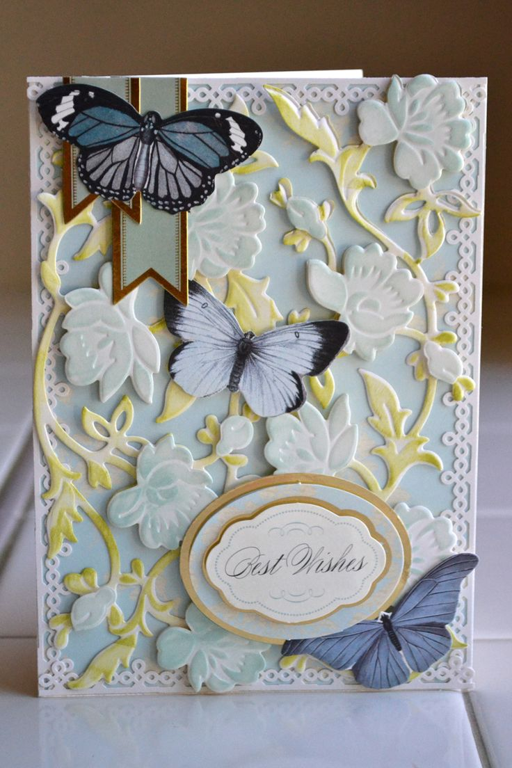 1000 Ideas About Anna Griffin Cards On Pinterest Anna