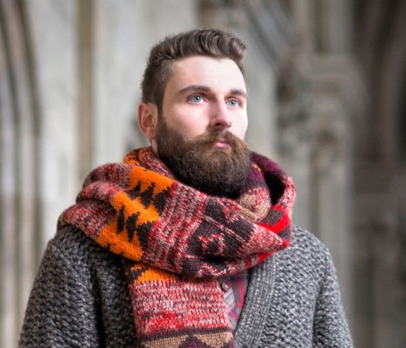 Modern Viking Beard Style Viking Chic Pinterest The