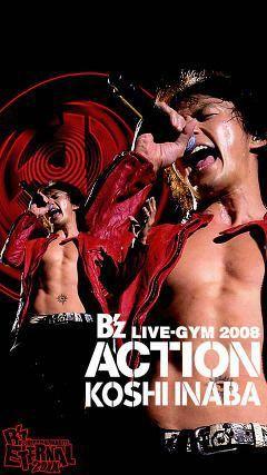 「稲葉浩志 筋肉 ACTION」の画像検索結果