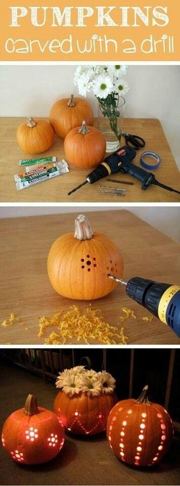 DIY Pumpkin Ideas 25