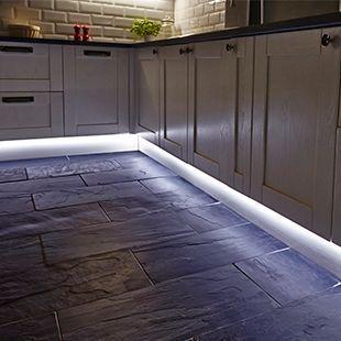 Flexible Led Strip Lighting For The Kitchen From Hafele Https Jhauto En