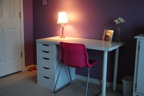 Ikea LinnmonAdils Table With Alex Drawer Kids Rooms Pinterest The End Tables And Pantry