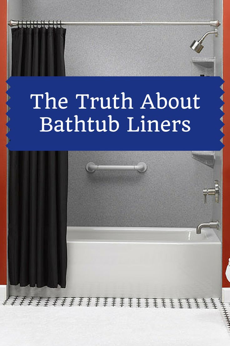 Before You Choose A Bathtub Liner For Your Renovation