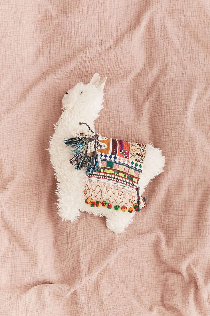 Furry Llama Pillow Urban Outfitters My Children And Awesome