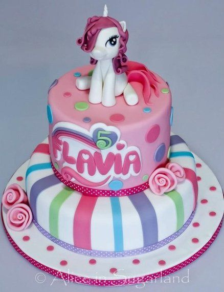 17 Best Images About Little Pony Cake On Pinterest