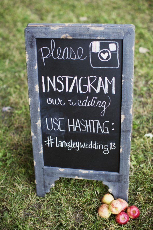 How To Create A Wedding Hashtag That Gets Used Wedding