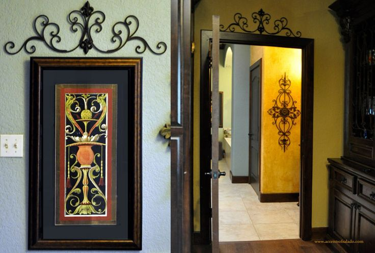 1000+ Images About Home Decor: Door And Wall Toppers On