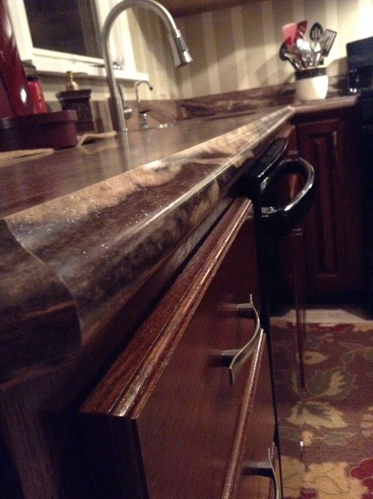 Ogee Laminate Countertop Trim In Formica 3478 Dolce