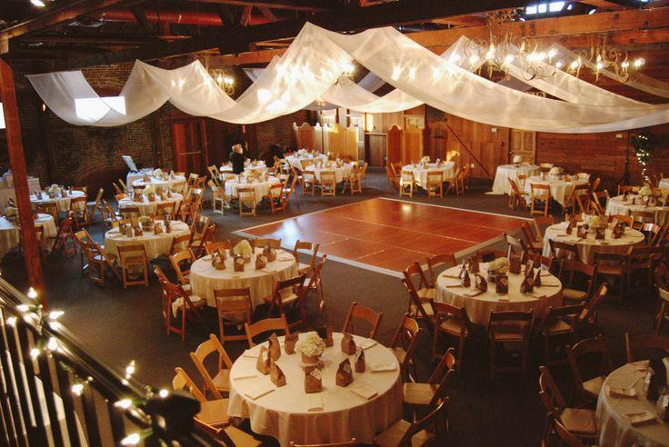 The Mitten Building Redlands CA Cesars Wedding Ideas
