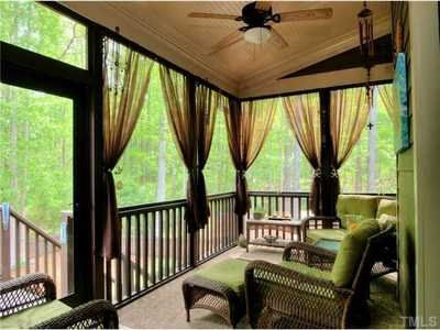 Should I add curtains to my screened in patio?  hmmn…