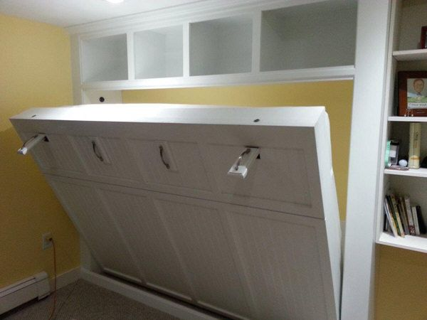 1000+ Ideas About Murphy Bed Ikea On Pinterest