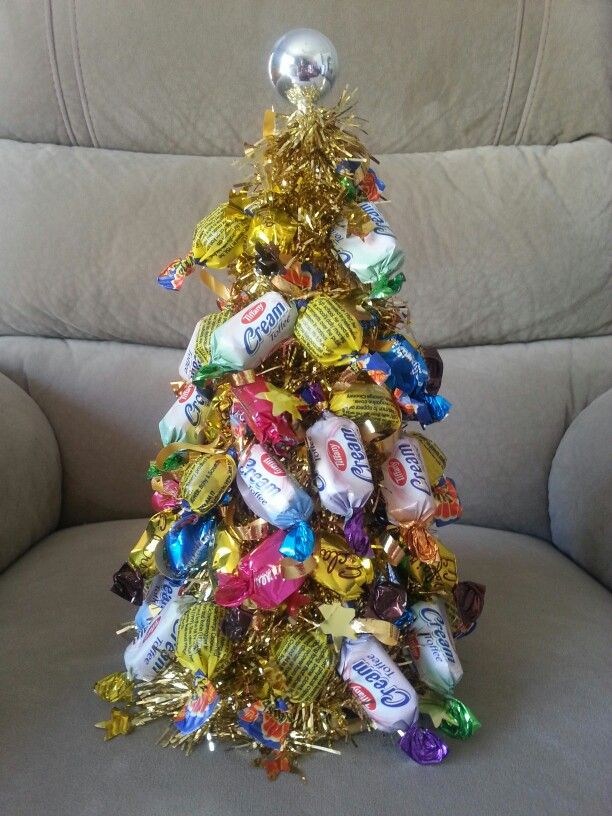 Lolly Christmas Tree Things Ive Made Pinterest