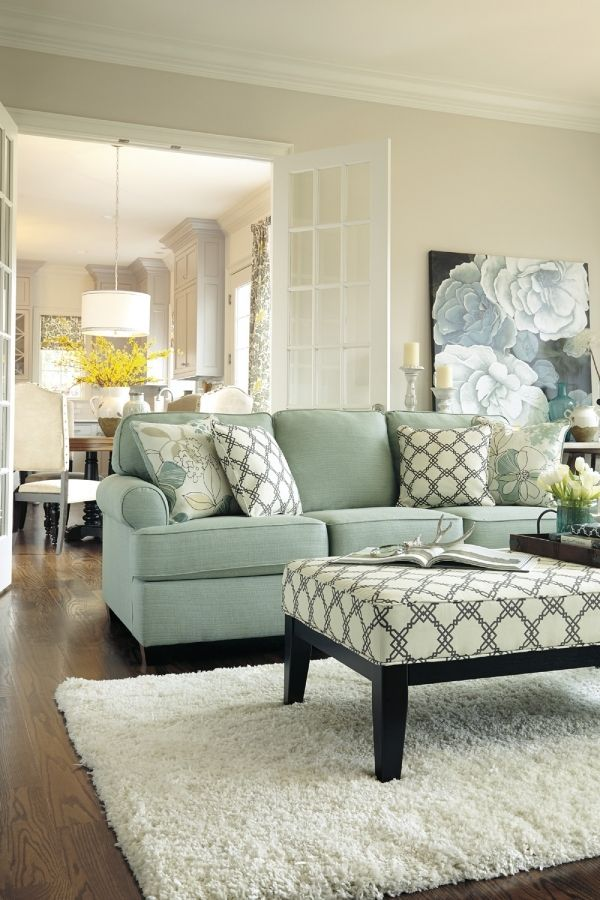 Best 20 Light Blue Couches Ideas On Pinterest Floral