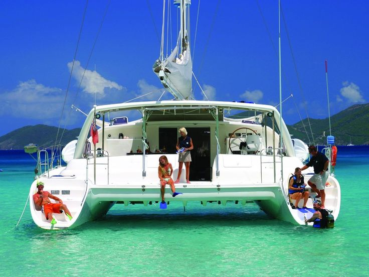 BVI Vacation Rental VRBO 262862 5 BR Yacht Charters
