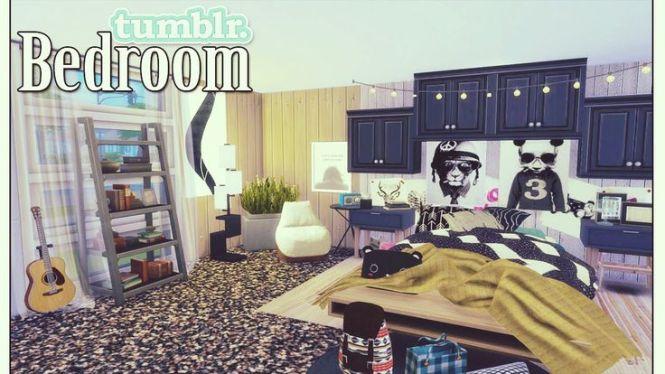 Sims 3 Bedroom Tumblr Google Search The Decor Design Pinterest E Ricerca