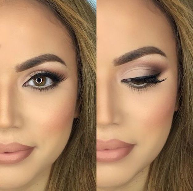 25 Best Ideas About Brown Eyes Makeup On For And Eyeshadow