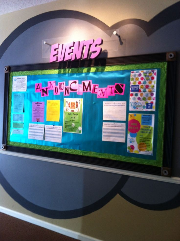 17 Best Images About Bulletin Boards On Pinterest Study