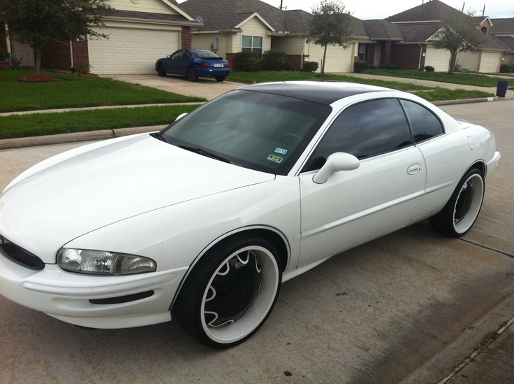1996 Buick Riviera 1990 to 1999 CARZ Pinterest Buick