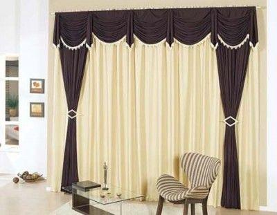 imagenes de cortinas para salas elegantes | cenefas ...