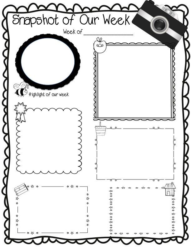Image Result For Printable Preschool Report Card