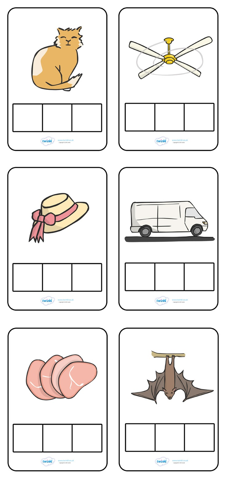 CVC Words Phoneme Frames Pop over to our site at www