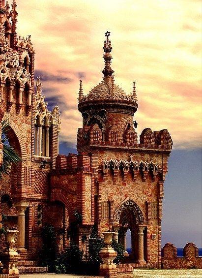 Colomares Castle – Benalmadena, Malaga