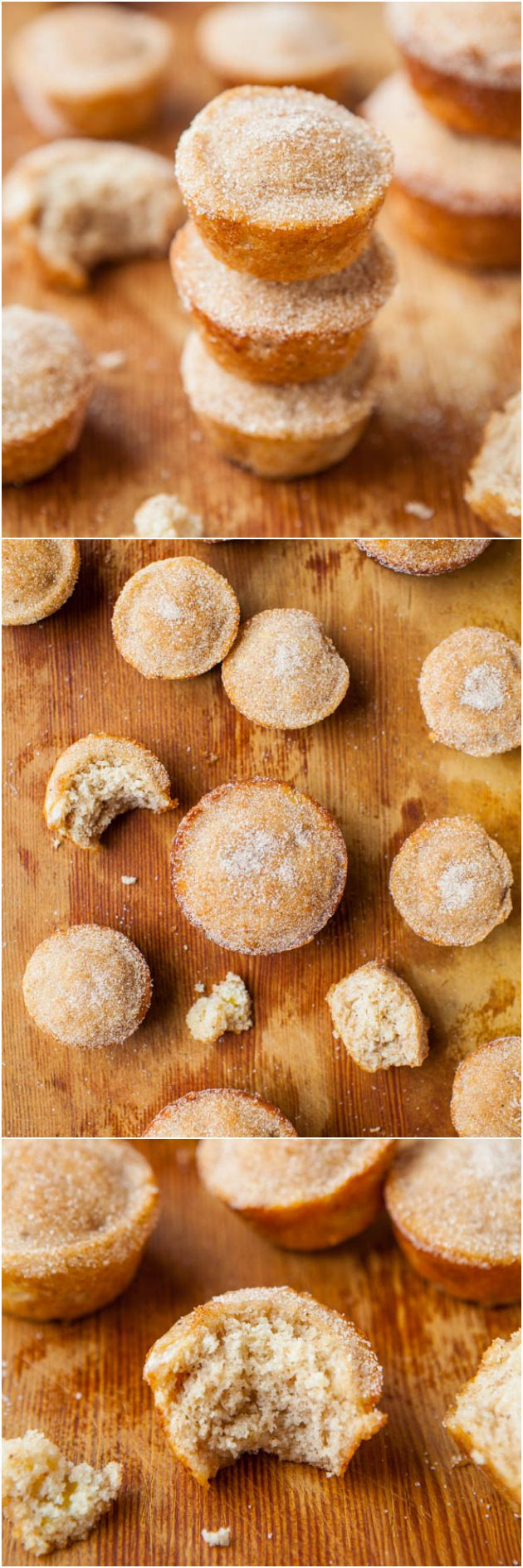Fluffy Vegan Coconut Oil Banana Muffins – Soft  fluffy healthier muffins that you'll never believe are made without eggs or