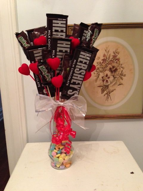 94 Best Images About CANDY VASES On Pinterest Chocolate
