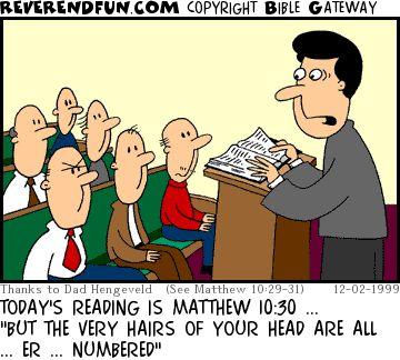 Cartoon Kirche Im Wandel Schlechte Wortspiele