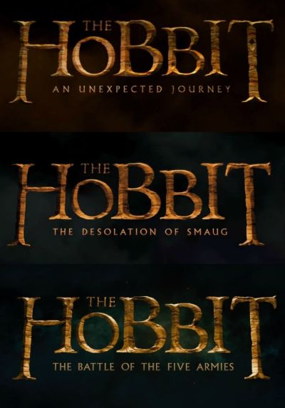 The Hobbit title collection is complete.